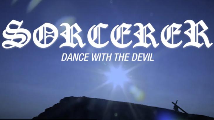 【メタル情報】Sorcererの新譜 Dance With The Devil の公式動画が 2020年4月16日にプレミア公開予定